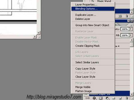 Photoshop Image Masking tutoria