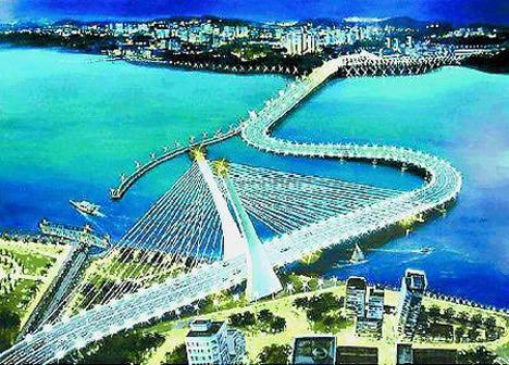Scenic / Crooked Bridge