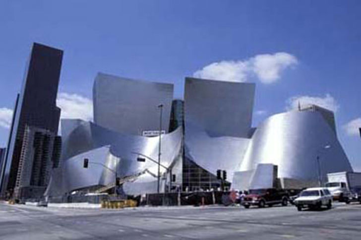 Frank Gehry and the Simpsons