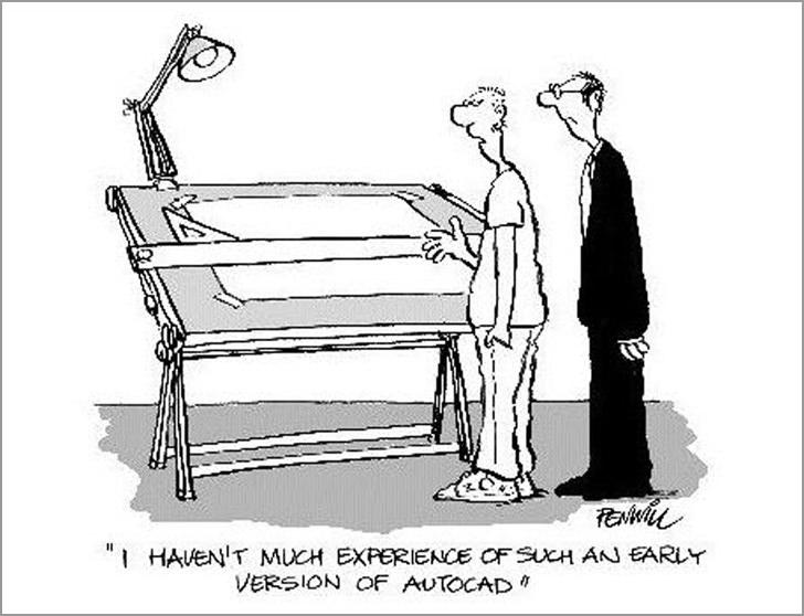 comic funny architect comics architects autocad free advance automatic