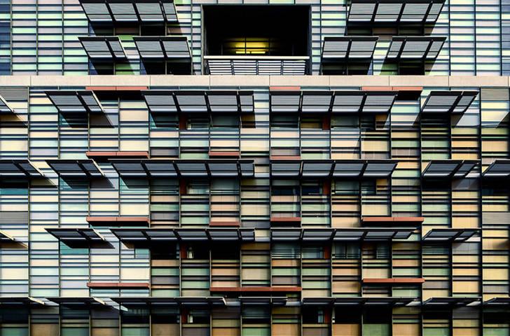 Repetitive Architecture