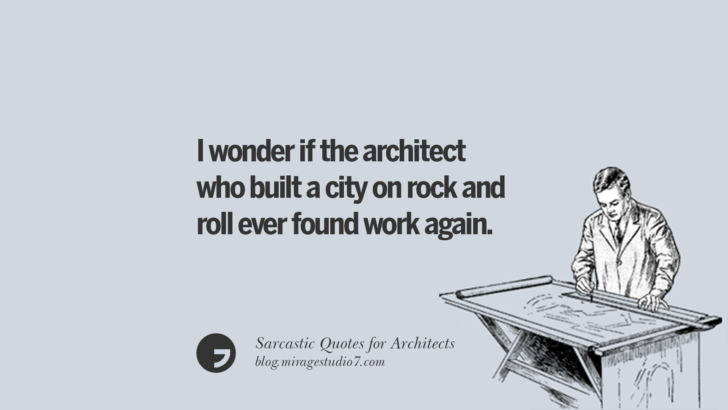 I wonder if the architect who built a city on rock and roll ever found work again.
