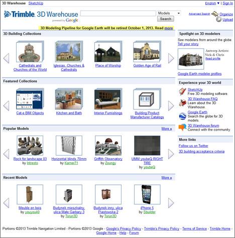 google_warehouse_3d_model_printer