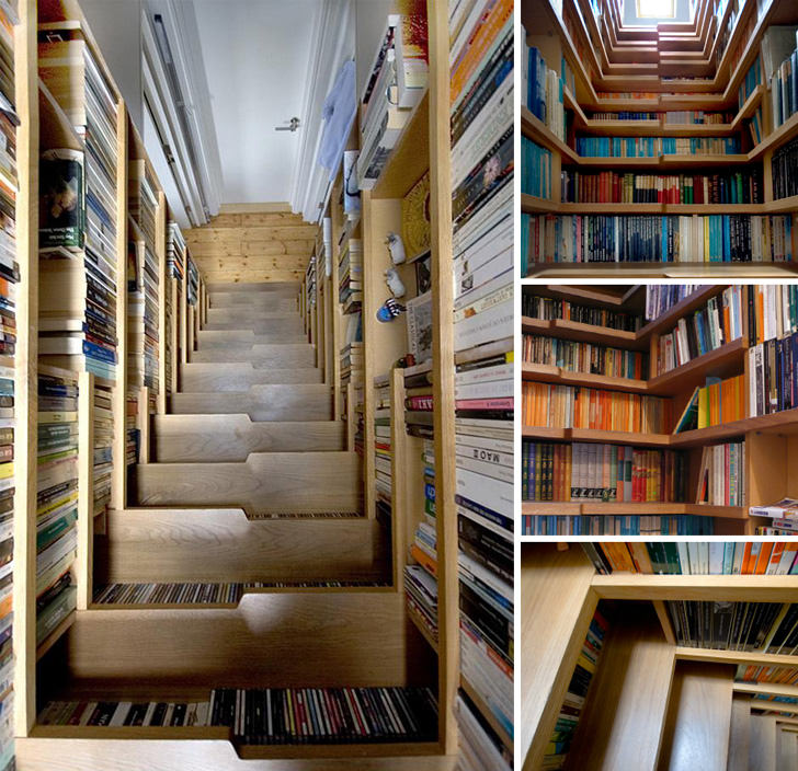 bookcase-stairs-london