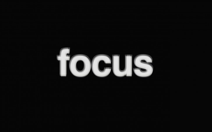 focus motivational wallpaper