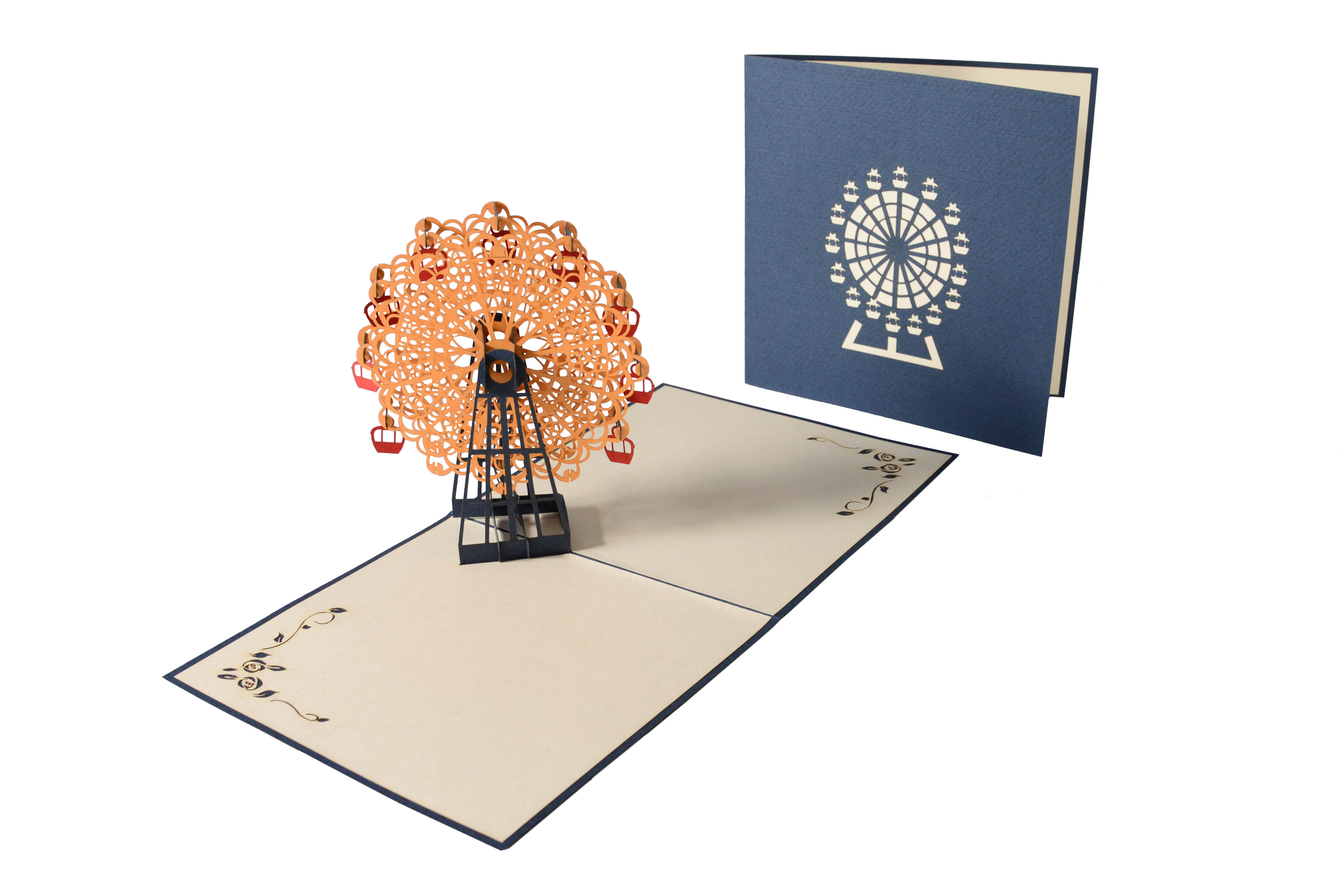 Architect Gift The Perfect Gift For Architect & Interior Designer  3D Popup Cards