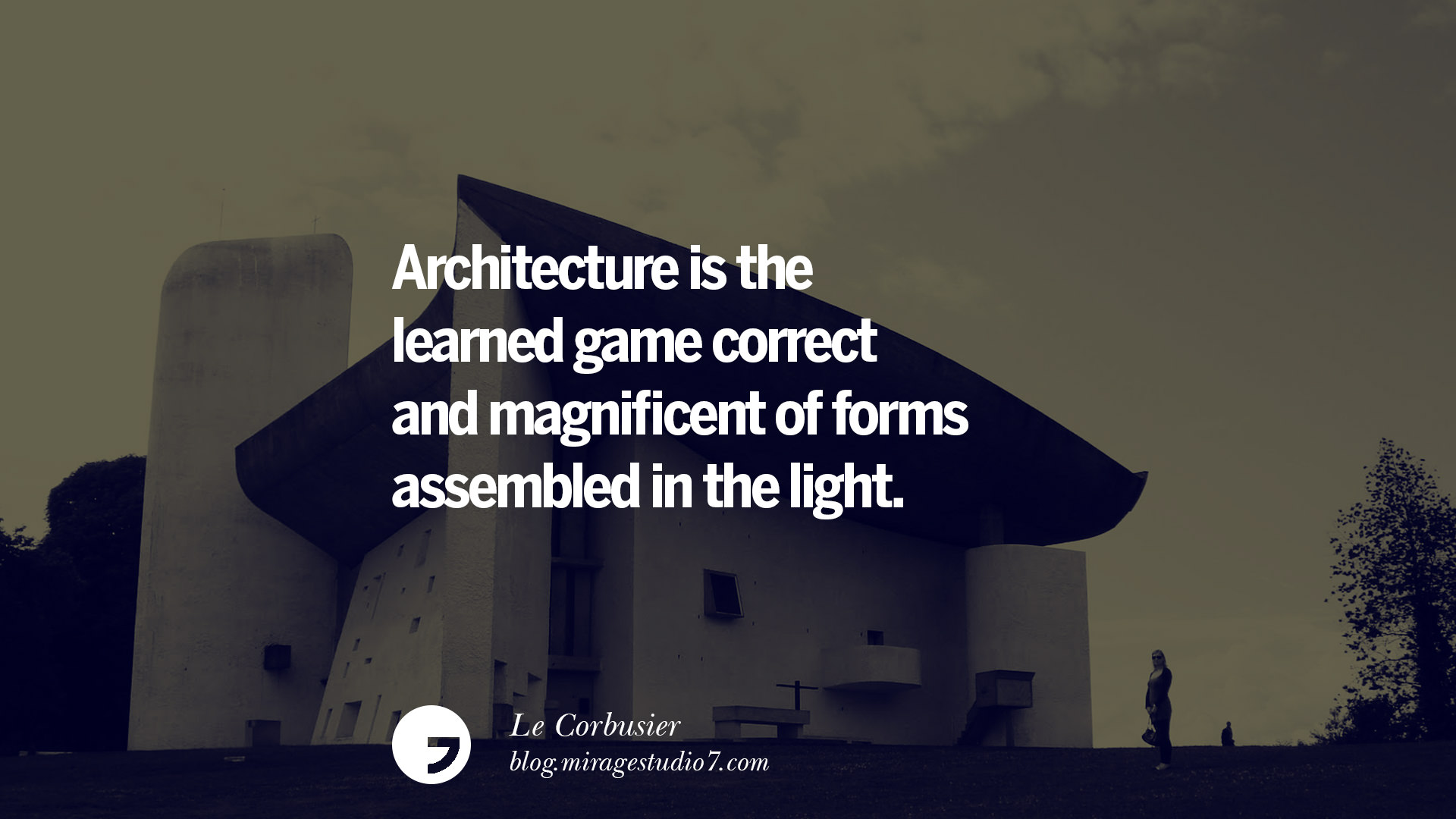 Architectural Design Philosophy Quotes