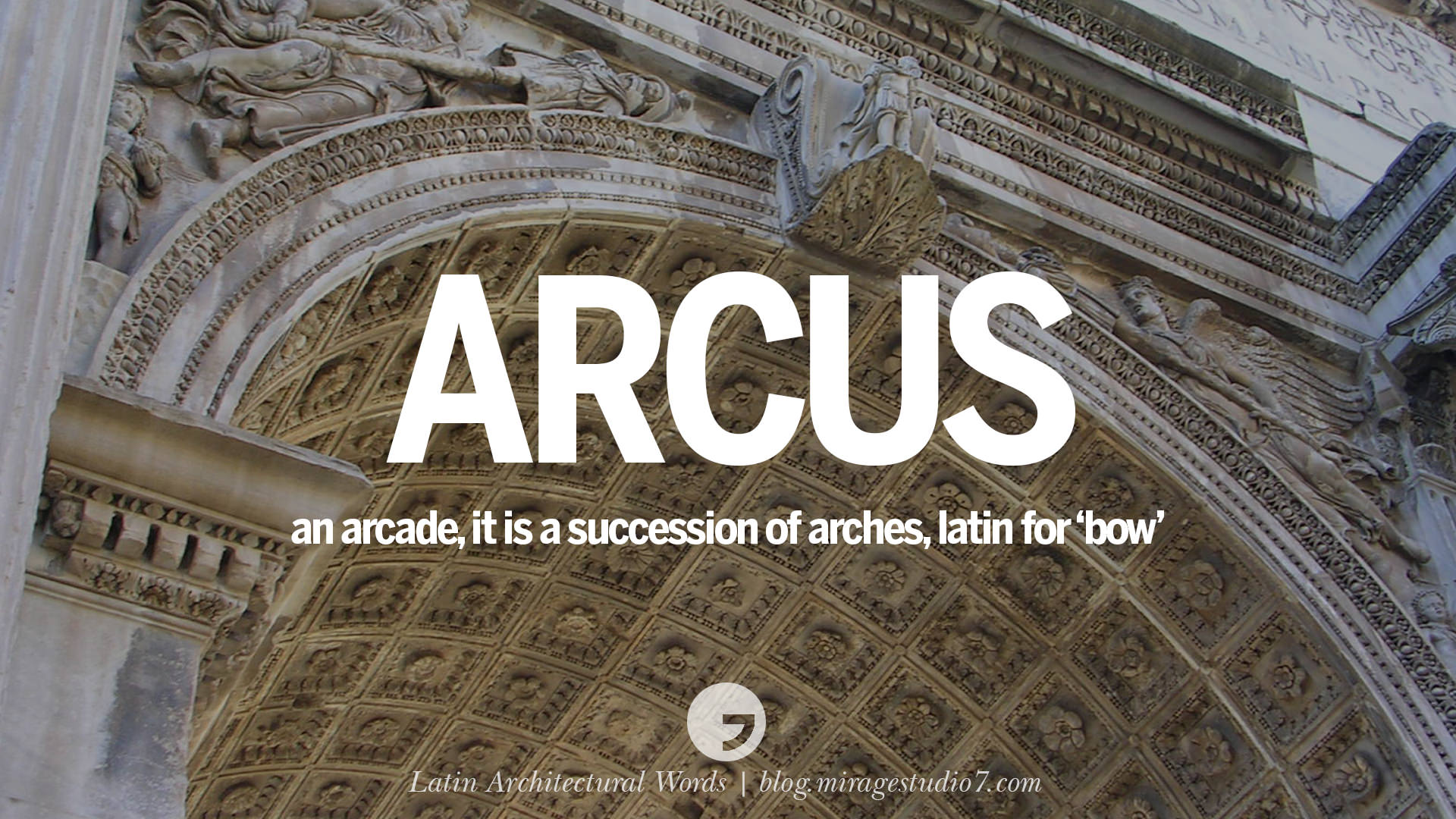 10 beautiful latin and ancient greek architectural words for Define architect