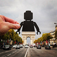 5 Creative Paper Cut and Architecture by Paperboyo