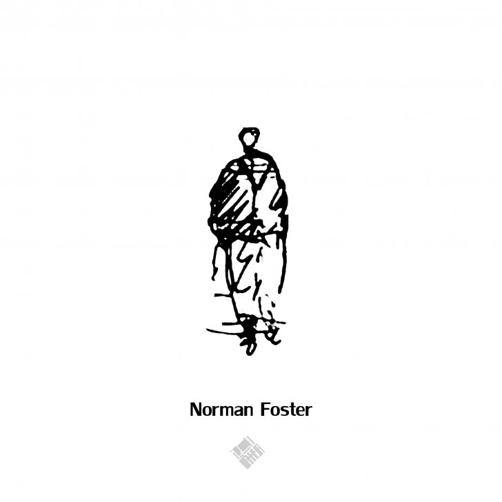 norman foster figure